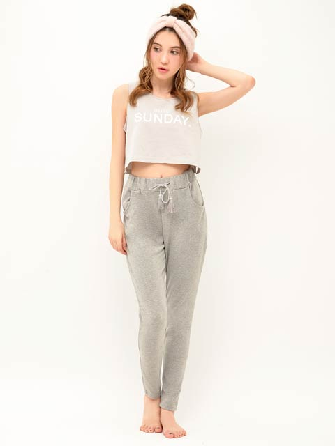 [CARRIEFRANCA]Crura pants